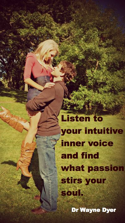 find you passion!