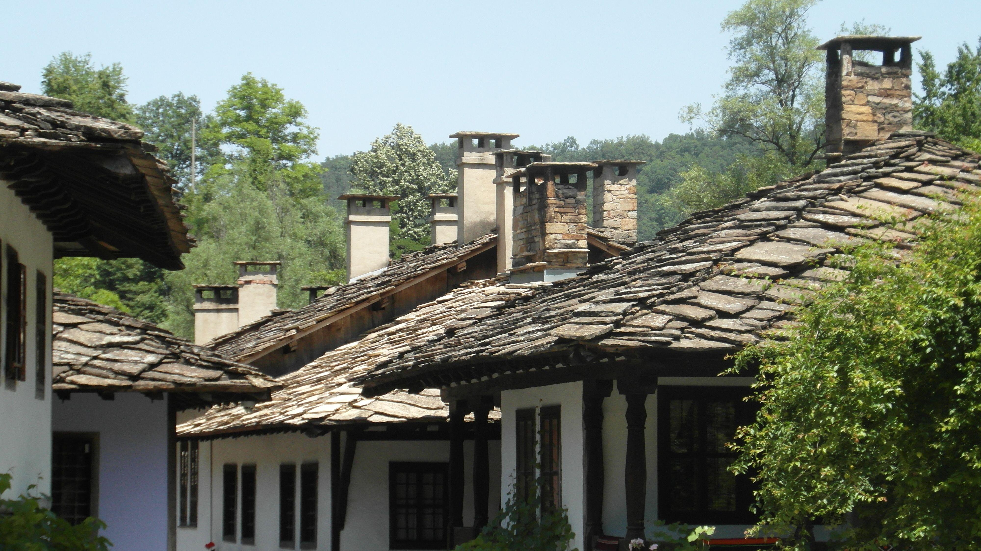 Etar Ethnographic centre near Gabrovo