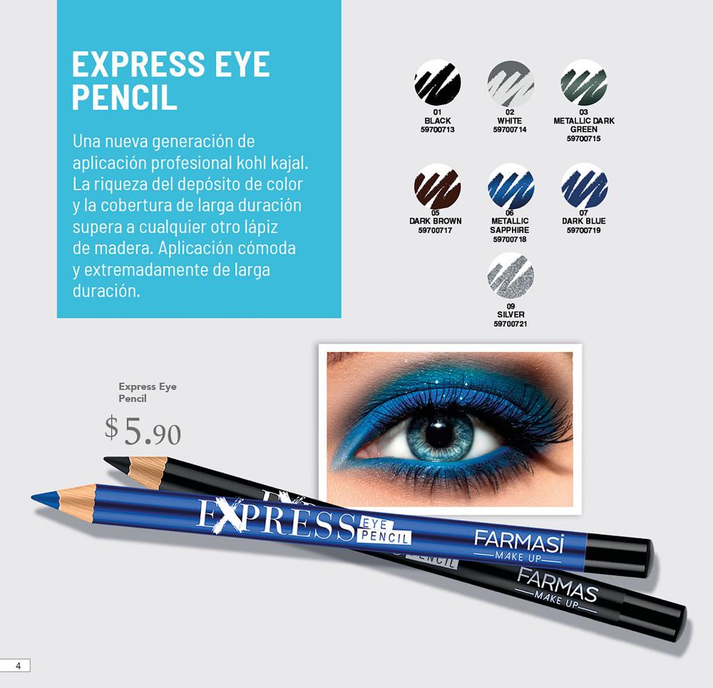 Pin by Maritza Reyes on Farmasius Eye makeup, Natural