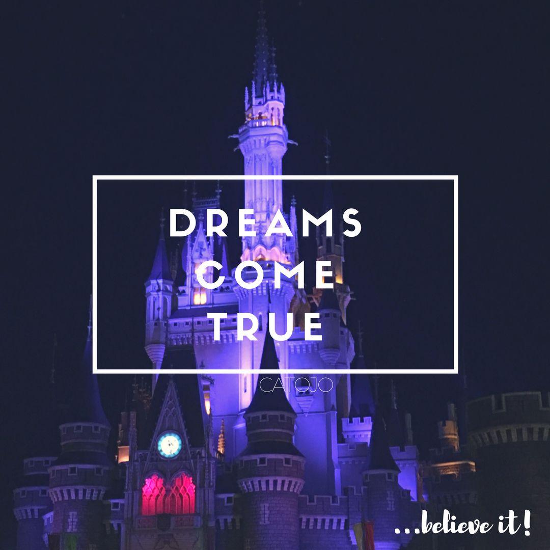 Never give up! :DD Tokyo Disney