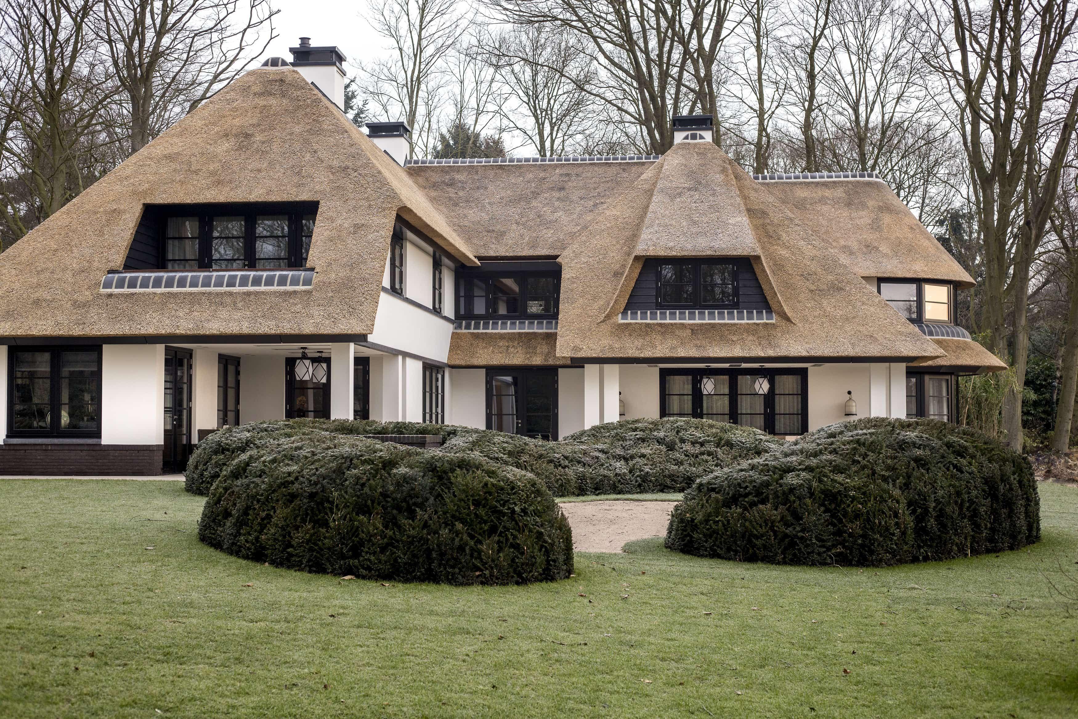 Kabaz het bekende gooise interieur architectenbureau huis