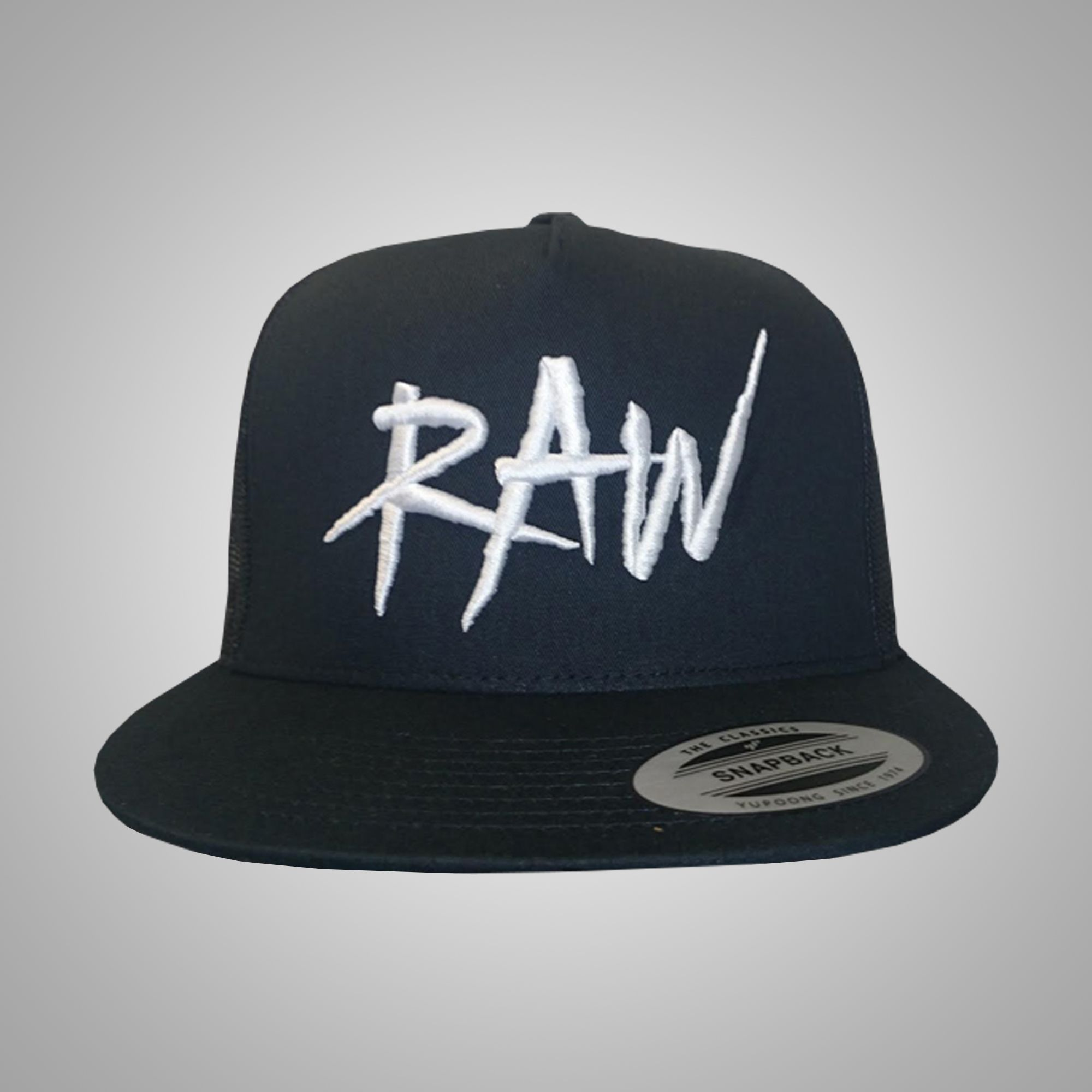 RAW Snapback - Caps/beanies - Hardstyle.com: Home of Hardstyle ...