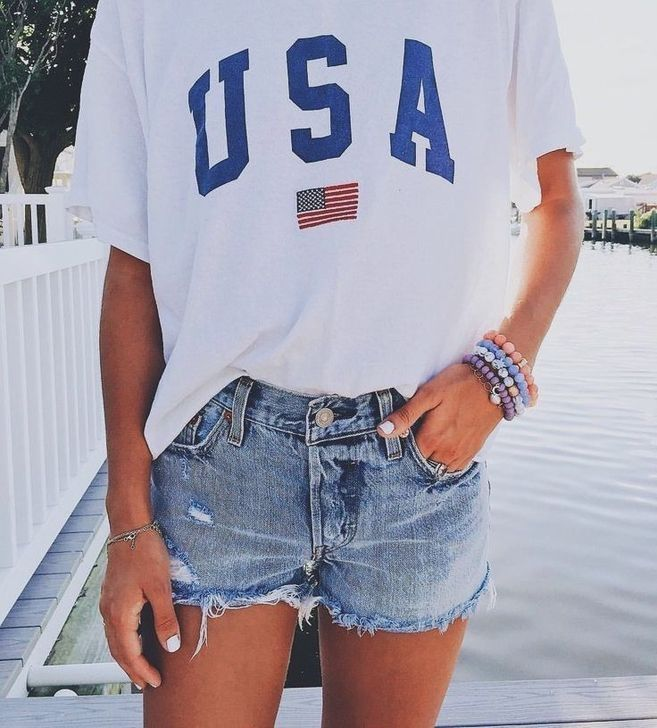 99 Elegant Summer Outfits Ideas For Girls That Makes You Pretty