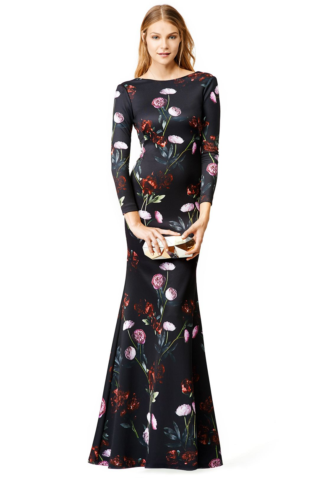 Falling Peonies Gown By Erin Fetherston For 95 Only At The Runway