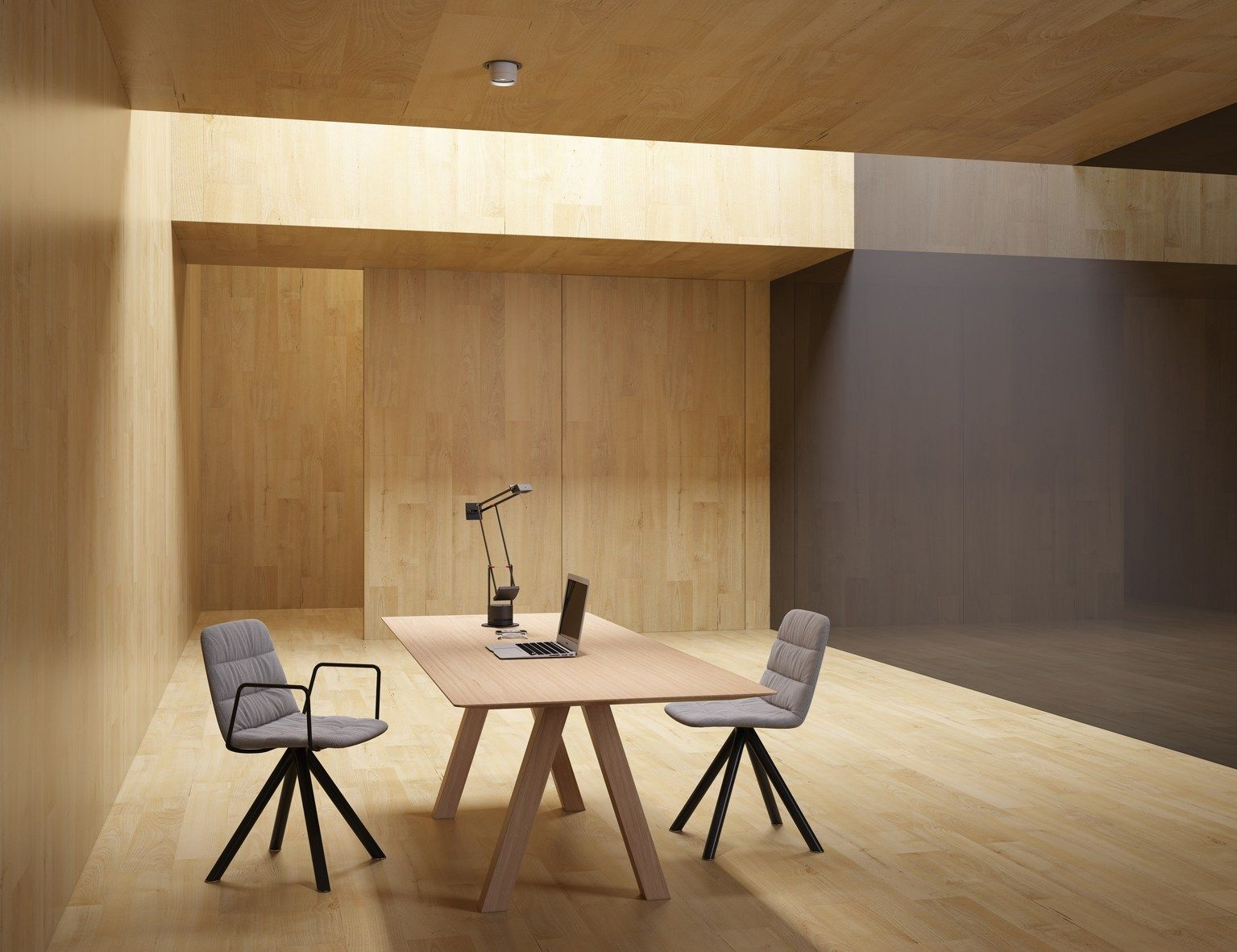 John Pawson Muebles - Trestle Table By John Pawson Now There Is The New Counter Version [mjhdah]https://s-media-cache-ak0.pinimg.com/originals/2e/98/e0/2e98e09614ae163e8ffba497fc18875c.jpg