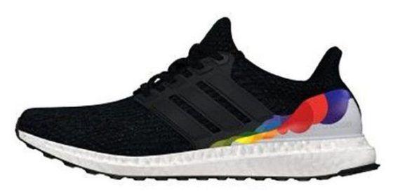 Adidas presenta elegantes zapatillas nuevas para el estilo de vida Gay Pride 2017
