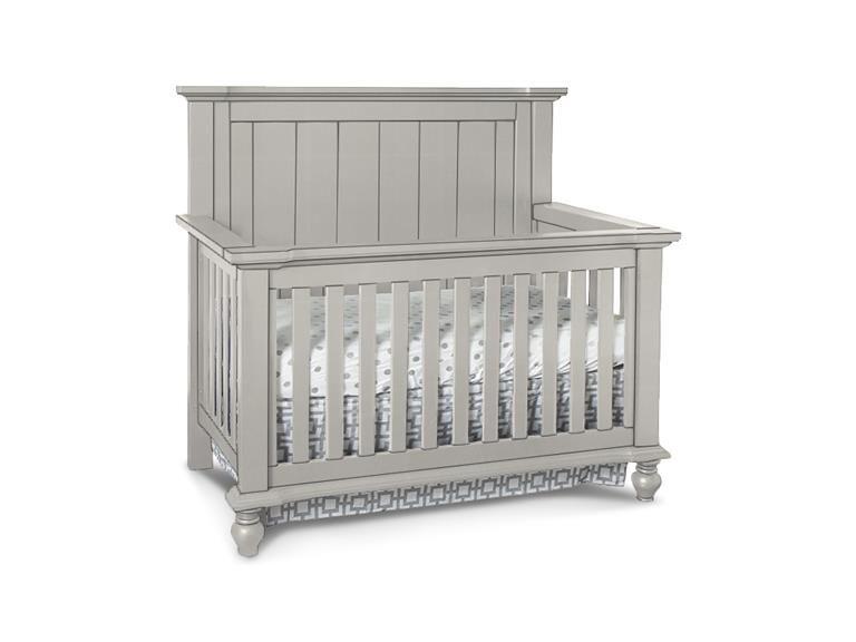 Bassett 4 in 1 Convertible Crib 5454-0521 | Cribs | Pinterest