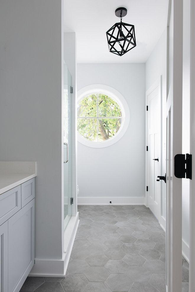 Hex Floor Tile Bathroom Flooring Attitude hexagon matte 8 ...