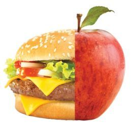 how fast food causes obesity