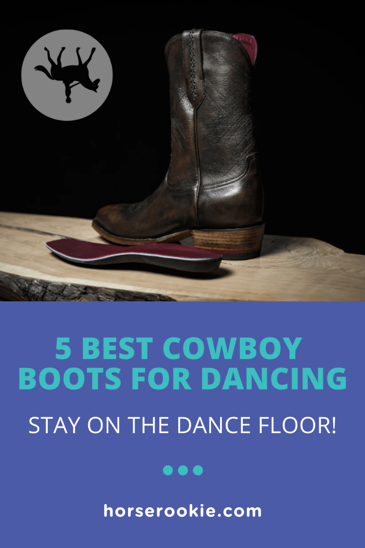 5 Most Comfortable Cowboy Boots for