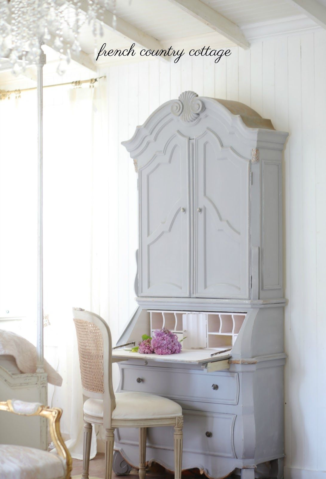 A Simple Diy Makeover For Charming Swedish Country Style   FRENCH COUNTRY  COTTAGE