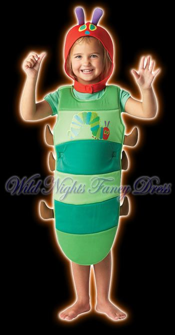 Fancy Dress Costume Very Hungry