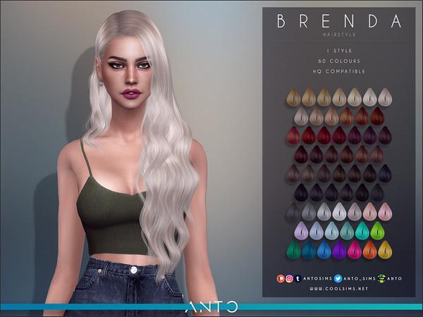 Anto - Brenda (Hairstyle)