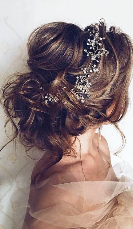 33 Gorgeous & Pretty Wedding Hairstyles