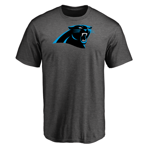 Men's Carolina Panthers Design Your Own T-Shirt-