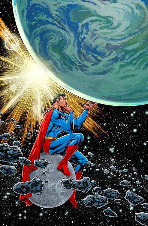 Superman by Carlos Pacheco and Jesus Merino * | Superman ...