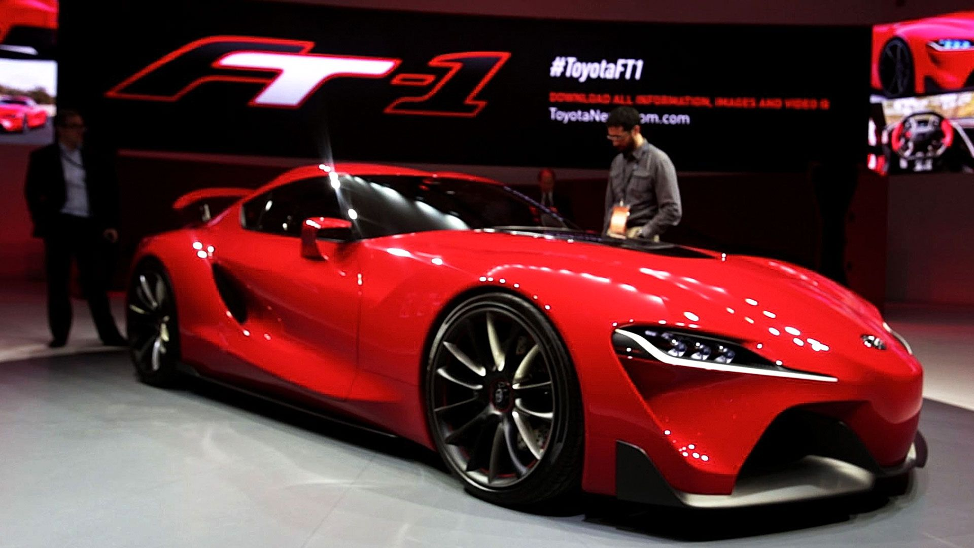The future is looking pretty hot for these cars at the Detroit Auto ...