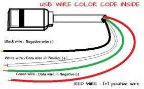 Image result for usbc cable pinout what color wires do