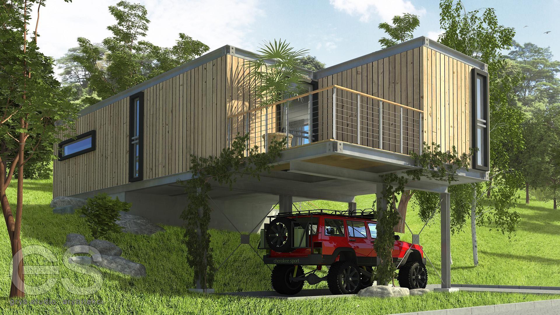 Hervorragend Modular Container House