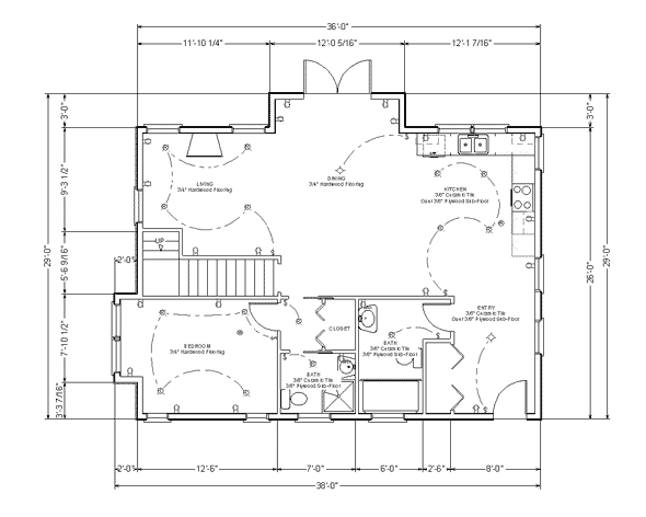 Make Your Own Blueprint How To Draw Floor Plans Floor Plans Floor Plan Drawing House Plans