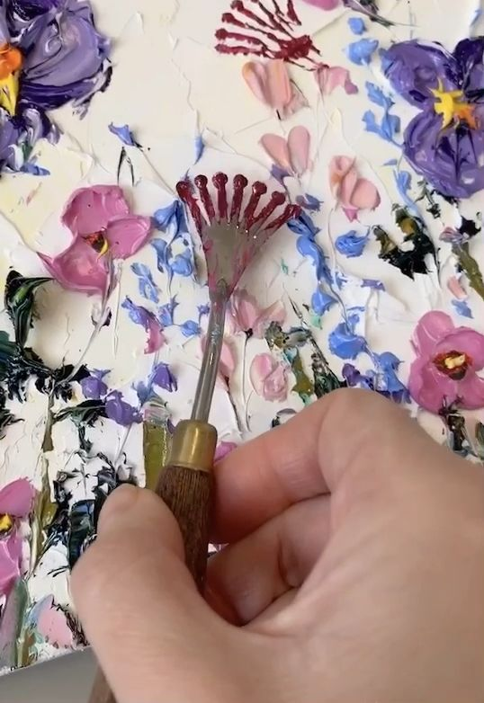 Learn to paint #artlessons #artschool #artsandcrafts