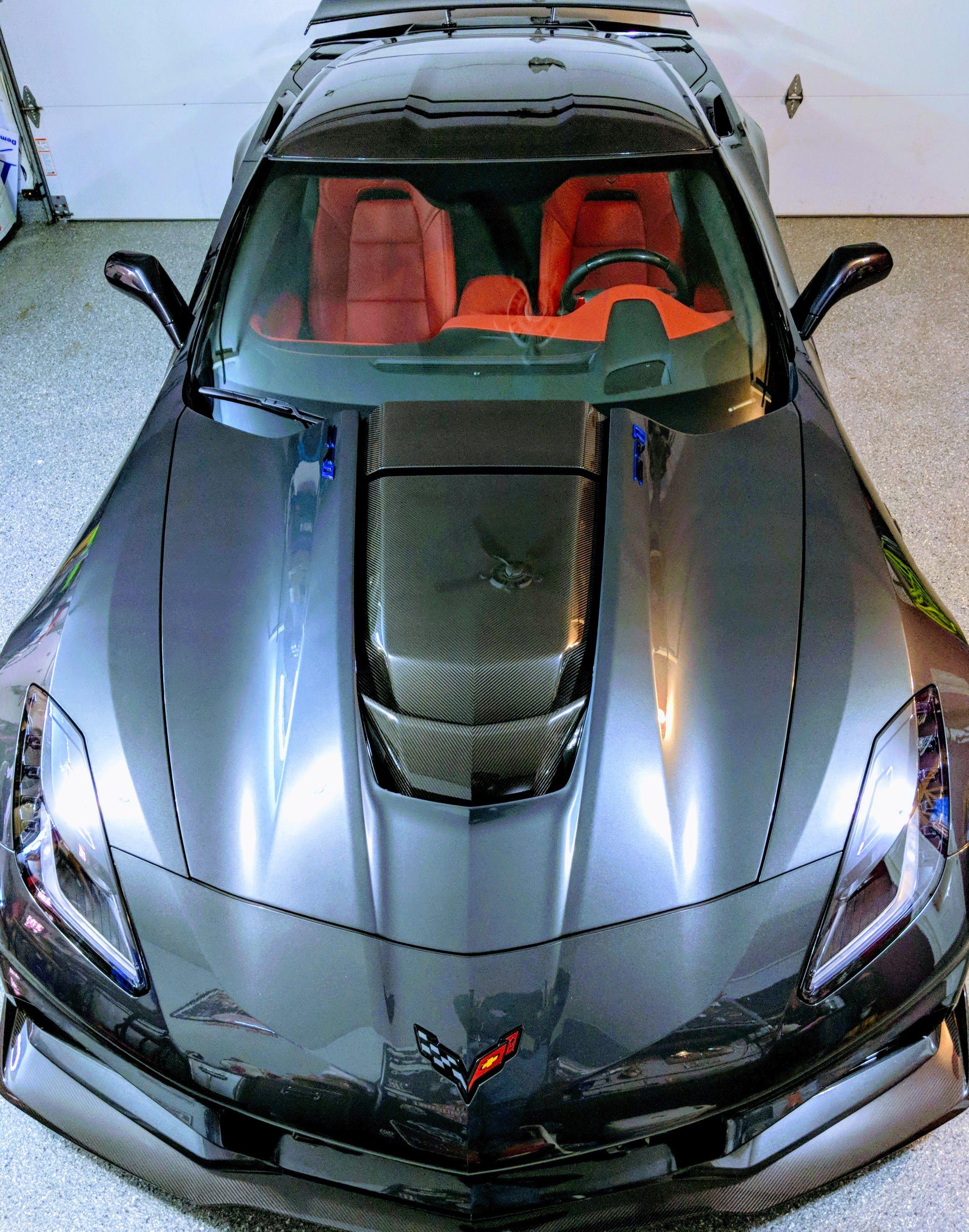 2019 Zr1 Used Corvette Corvette Zr1 Corvette Stingray