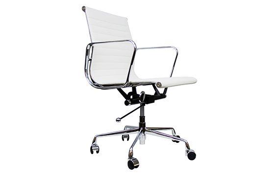 Merveilleux Eames Aluminum Management Chair (Low Back)   Eames Aluminum Group  Management Chair (Low