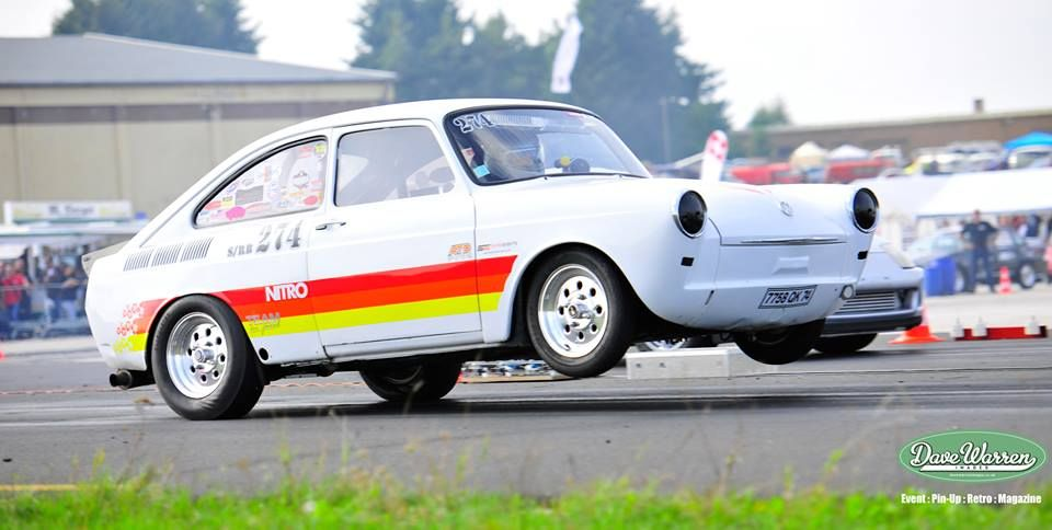 Drag race fastback with images volkswagen type 3 vw