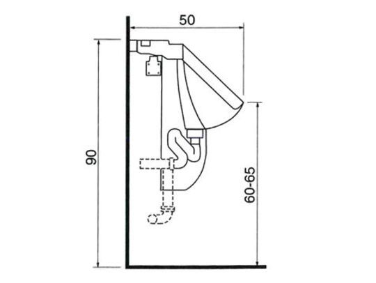 15 plans de WC indépendants ou dans la salle de bains