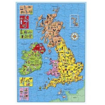Great britain and ireland map puzzle children and toddler toys great britain and ireland map puzzle children and toddler toys gifts and toys gumiabroncs Images