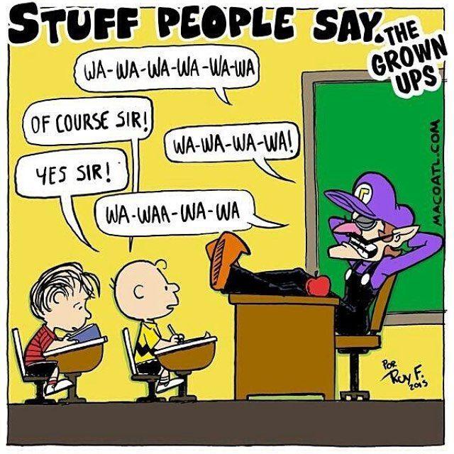 The Splatoon Crew On Instagram Wa Waluigi Lol Funny Ssb4 Waluigiforsmash Charliebrown Peanuts Mario Funny Funny Games Inside Jokes