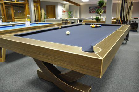 Mesa de sinuca Designer Billiards Arc Pool Table | Design e ...