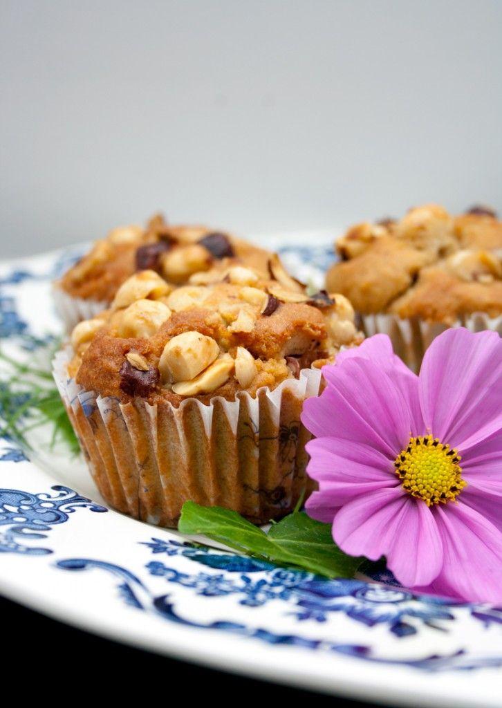 Den bedste glutenfri muffins jeg har smagt uden mel og