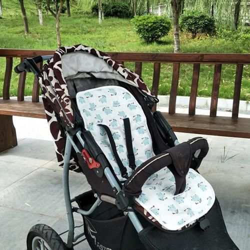 Nice Baby Stroller Pad Seat Cushion Infant Diaper Pad Changing Mat Seat Pad For Baby Prams Stroller Accessories Child Chair Cushion Activity & Gear Strollers Accessories