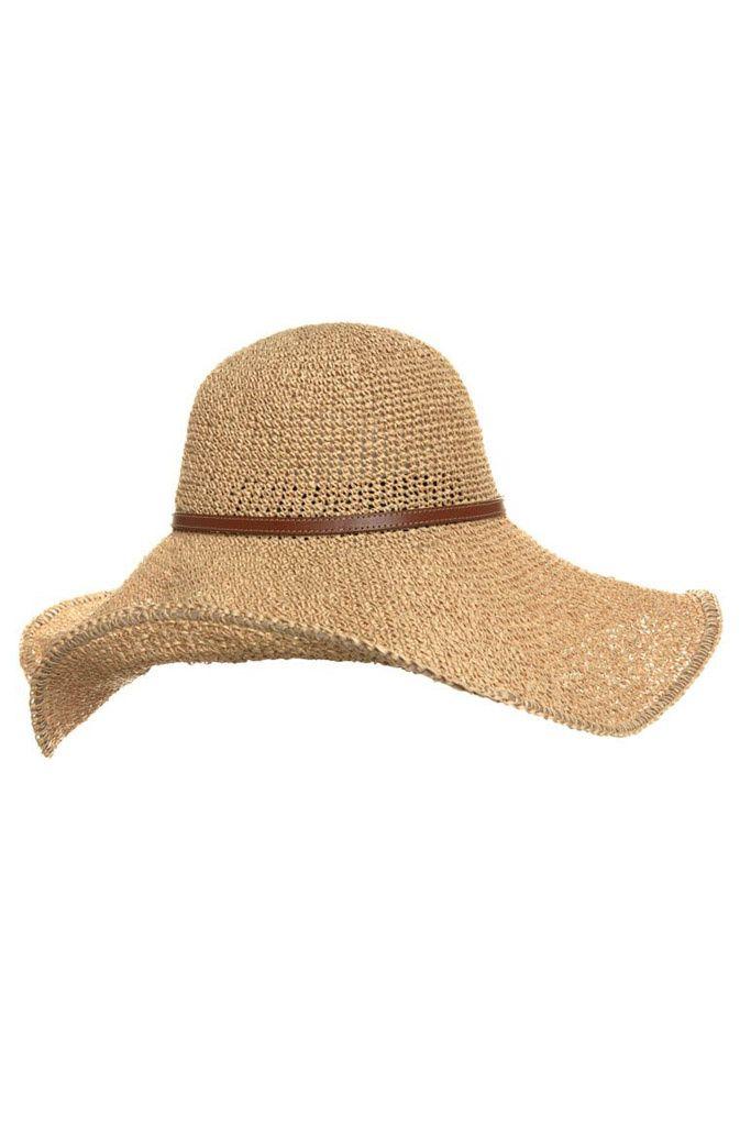 Onda de Mar Sombreros De Playa dc0e13d1dfe