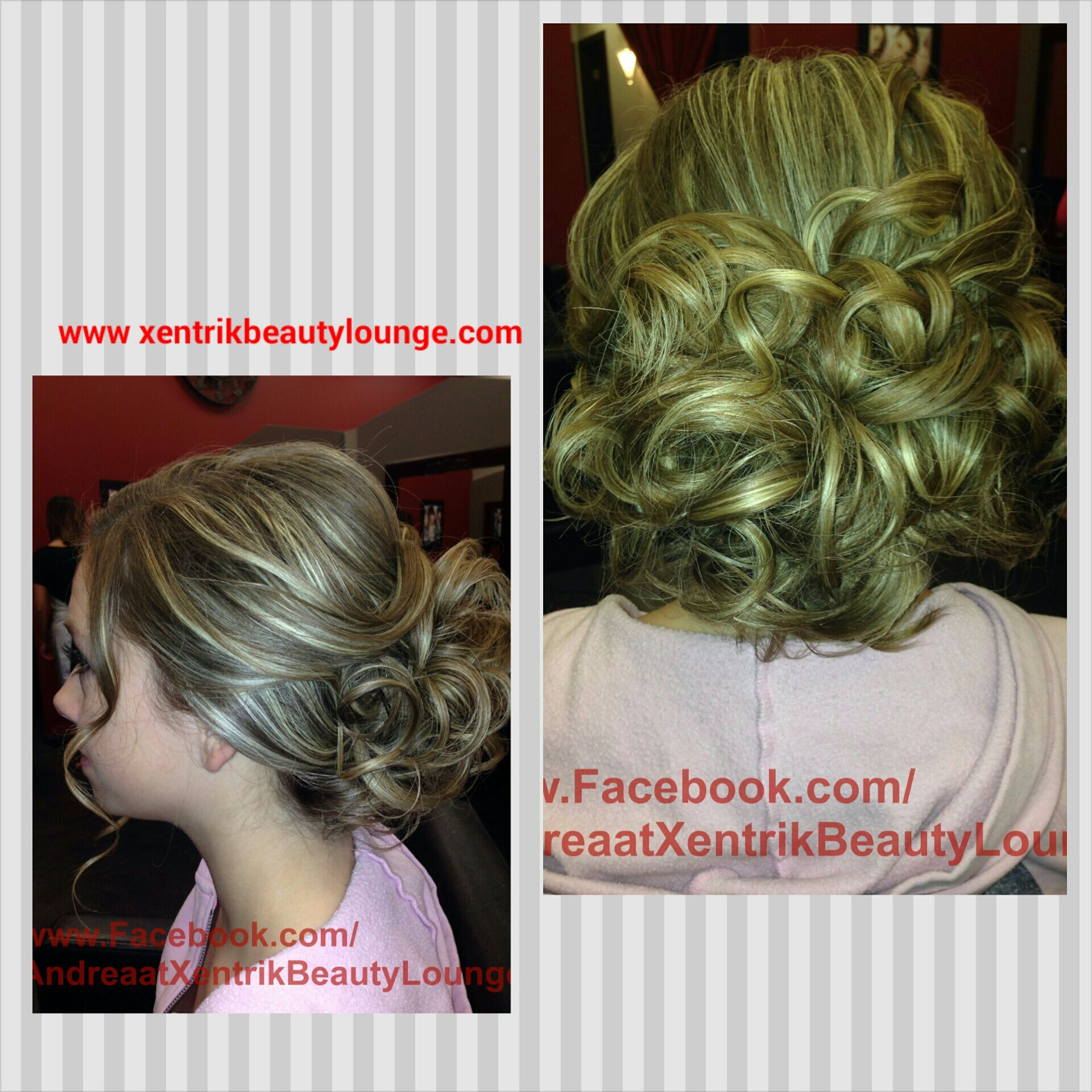 Homecoming 2014. #homecoming #lashes #updo #formalstyle