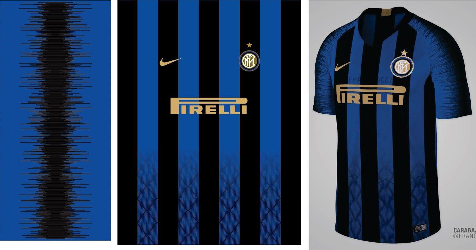 Resultado De Imagen Para Jersey Inter De Milan 2019 Uniforme Del Barcelona Inter De Milán Uniforme