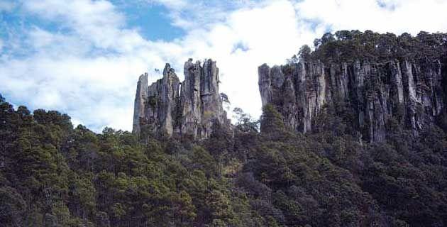 El Espinazo Del Diablo  Sierra Madre Occidental