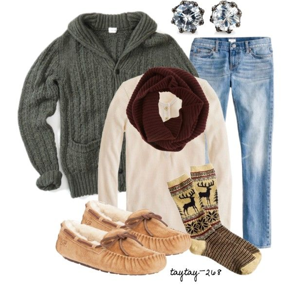 """Comfy and Cozy Are We"" by taytay-268 on Polyvore"