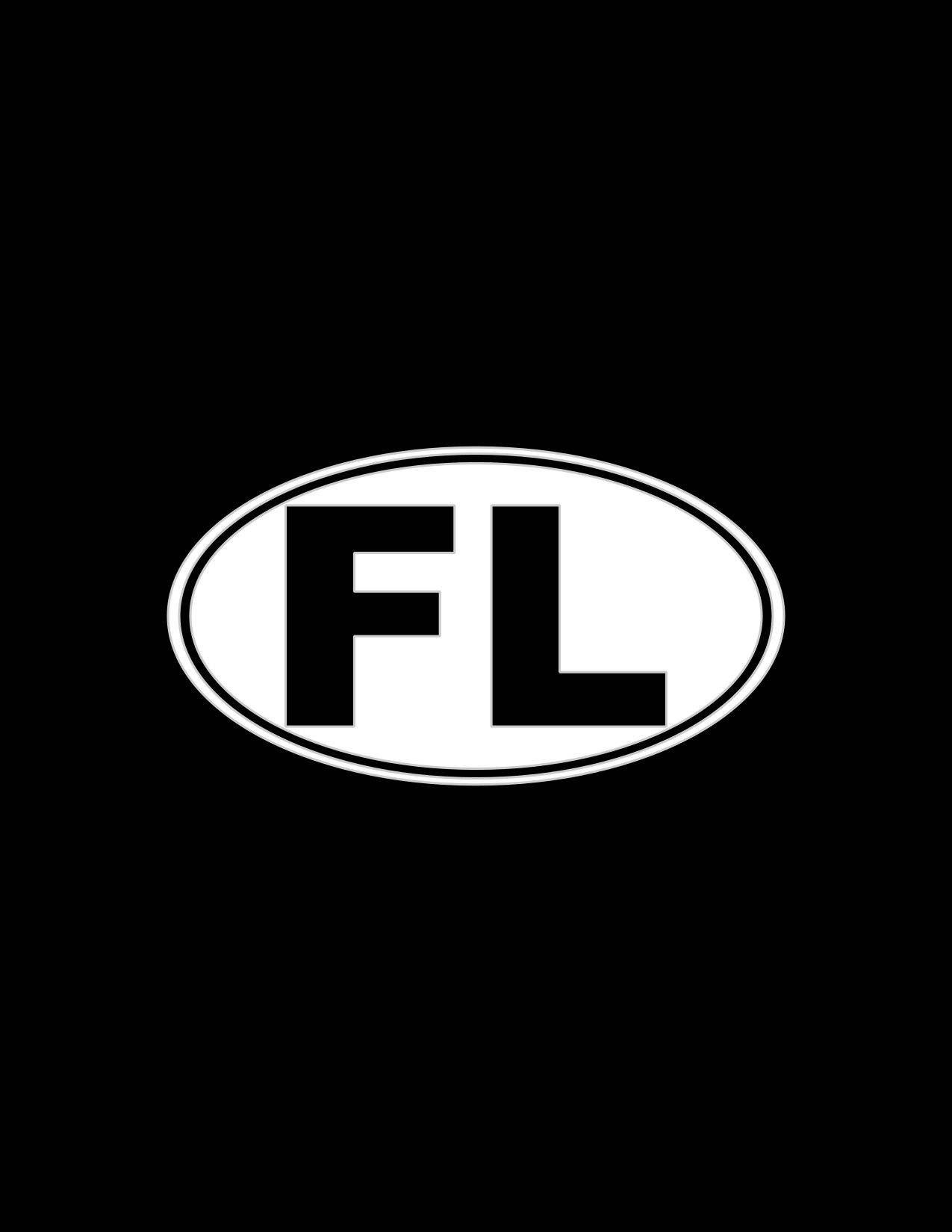 Florida Decal Florida State Car Decal Florida Sticker Window Etsy Florida State Car Decals Custom Decals [ 1650 x 1275 Pixel ]