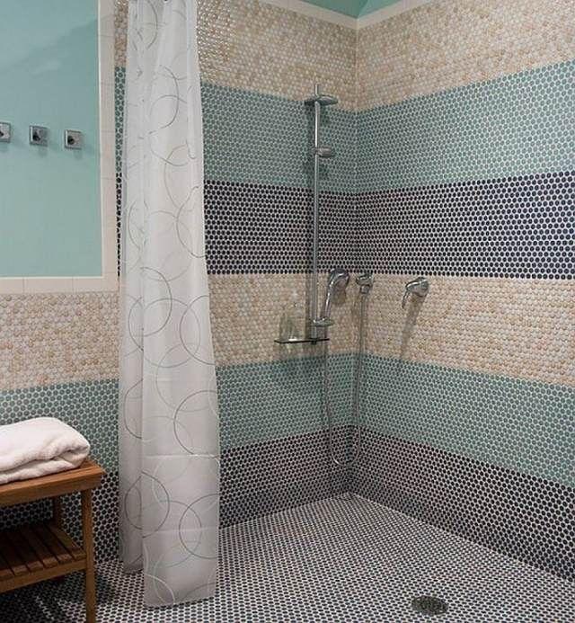 25 idées douche à l\u0027italienne pour une salle de bain moderne - Salle De Bain Moderne Douche Italienne