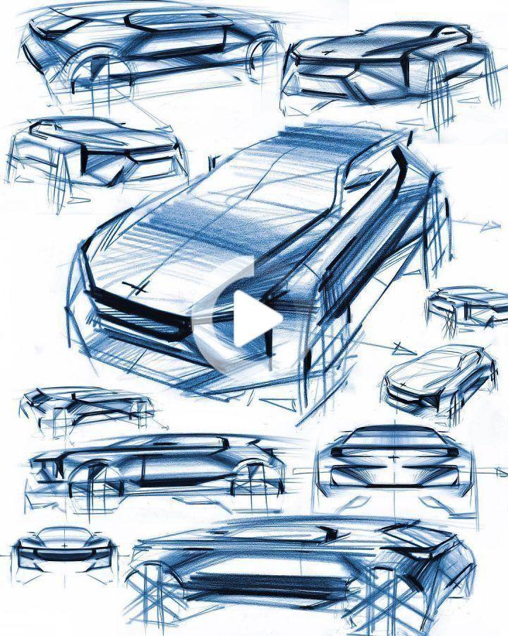 Concept Design Sketches by Oscar Johansson #CarDesign AutoDesign #automotive #car #automotivedesign #sketch #designsketch #carsketch #cardesignsketch #industrialdesignsketch #cardesignworld #cardesignercommunity #cardesignpro #carbodydesign #cars #carphotos