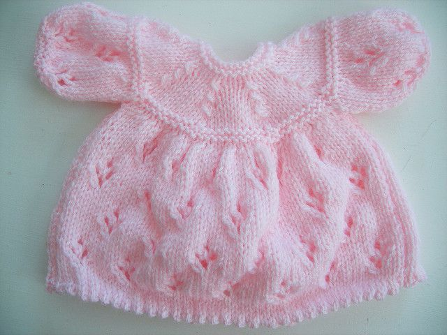Hand Knitted Dolls Clothes By Pink Petal Designs Via Flickr Dolls