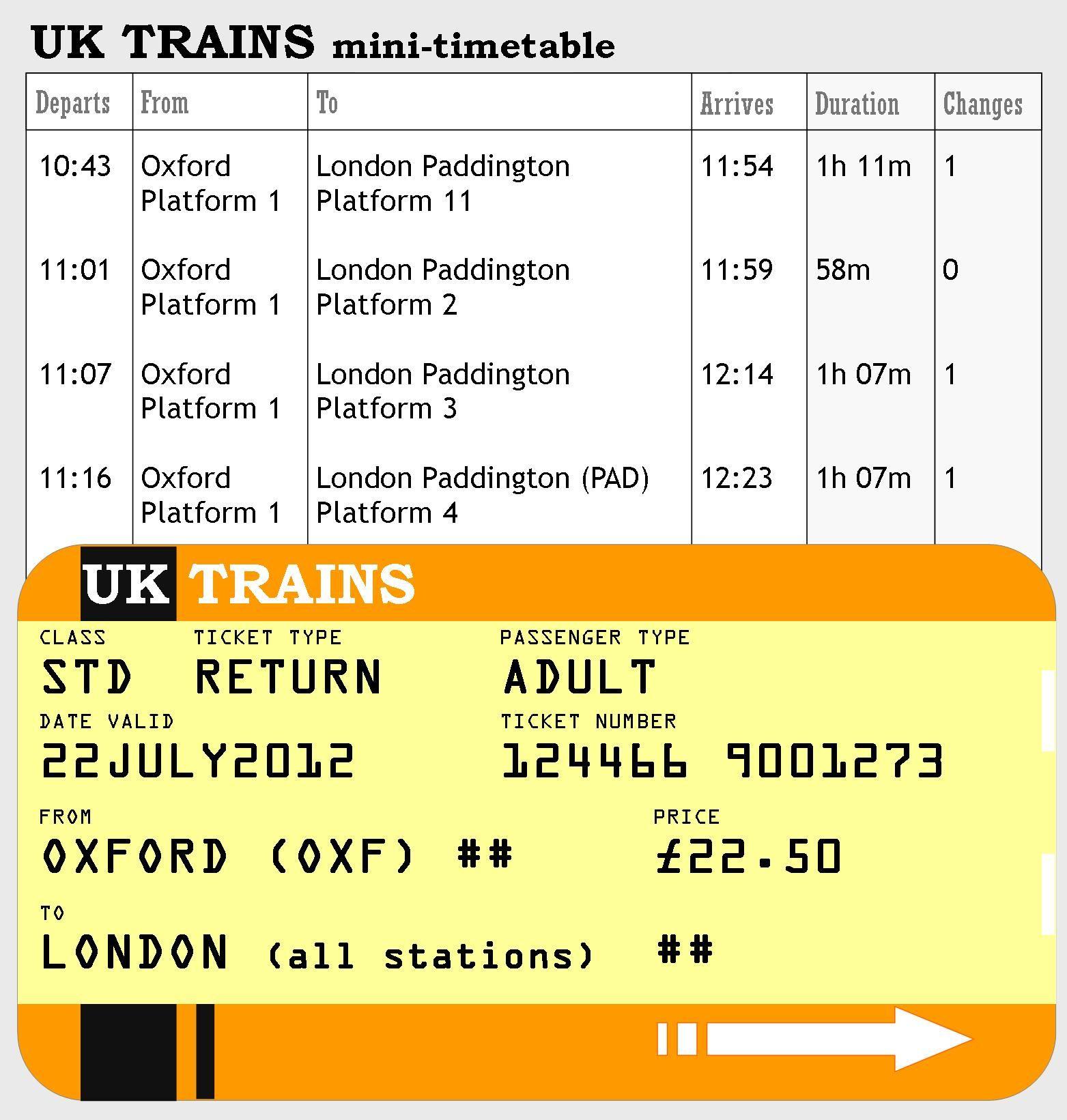 Resultado De Imagem Para English Class For Scheduled Train