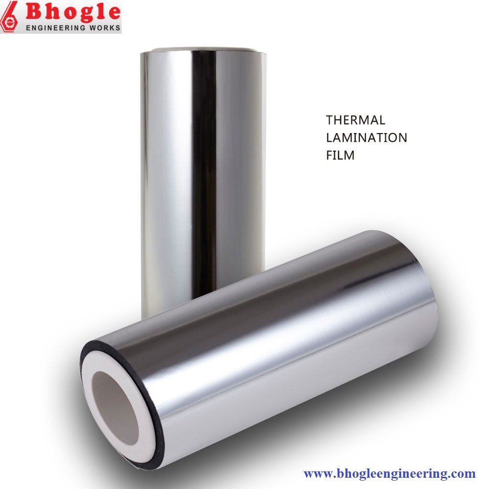Film For Thermal Lamination Provides High Strength And Durability For Printed Media Namely Polypropylene With Two Axes With A Uniform Hea Thermal Hot Glue Film