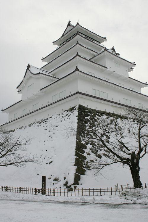 Tsurugajo (Aizu Wakamatsu Castle)