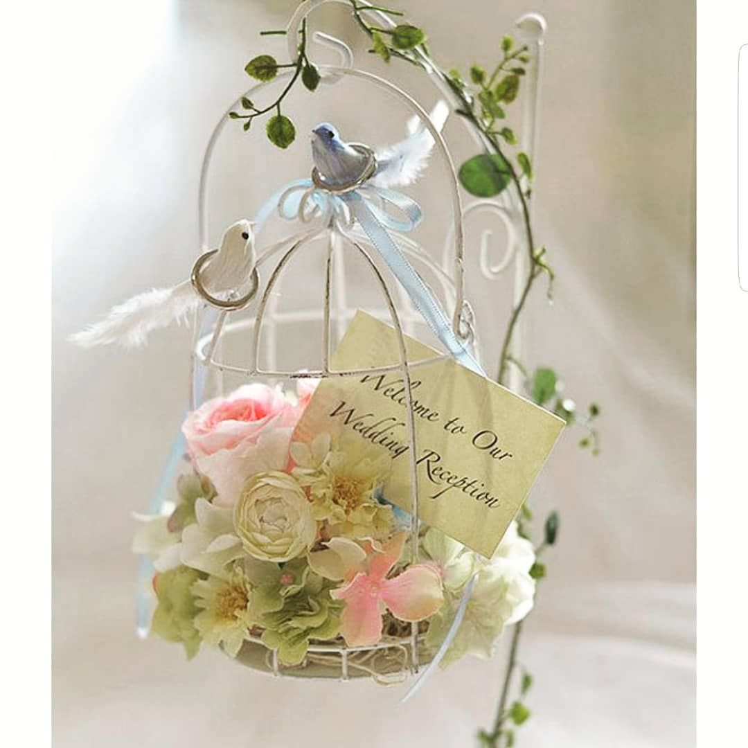 Wedding Wishes Granted On Instagram Birdcage Inspo