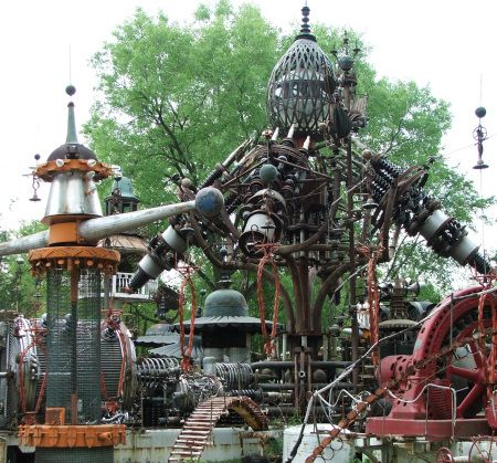 Dr. Evermore's Forevertron