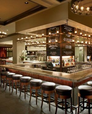 Interior Great Design Ideas Of Modern Bar Interior