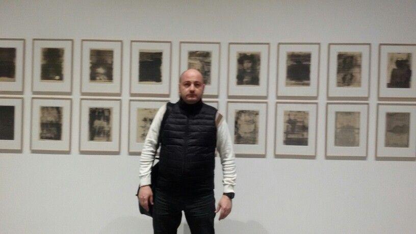 Exhibition Gerhard Richter 2016 Moscow